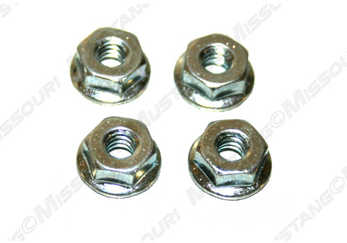 1964-66 Parking Lamp & 1964-1970 Backup Lamp Nuts
