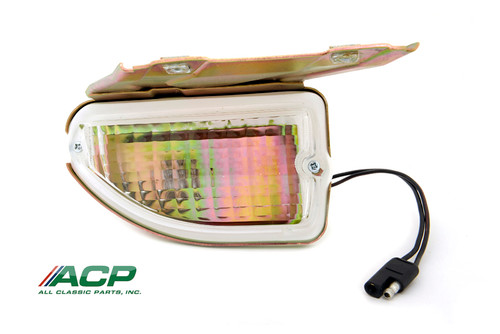 1970 Ford Mustang parking lamp assembly