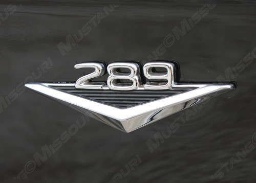 1964-66 Fender Emblem 289