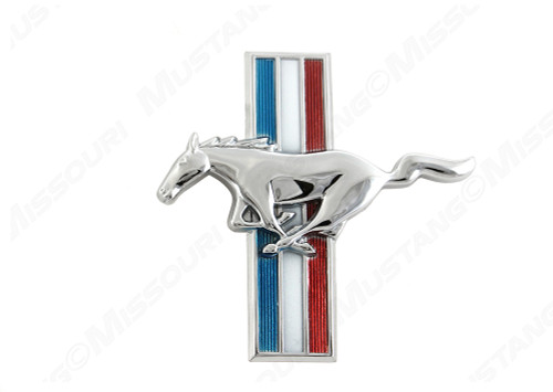 Drivers side emblem.