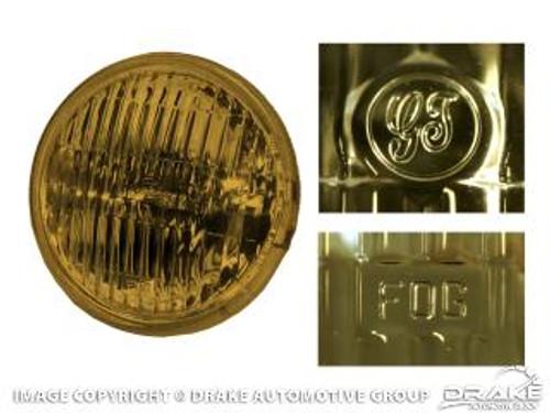 1965-68 Fog Lamp Bulb Amber