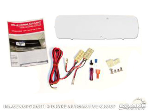 1966 Grille Corral LED Light Kit