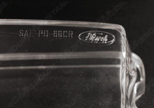 1970 Mach I Sport Lamp Lenses