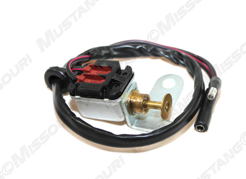 1964-1966 Ford Mustang backup lamp switch, 3 speed.