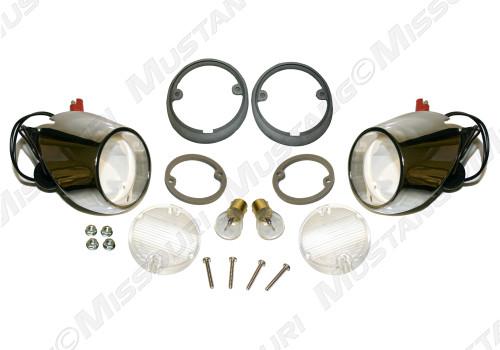 1969-1970 Ford Mustang Backup Lamp Kit