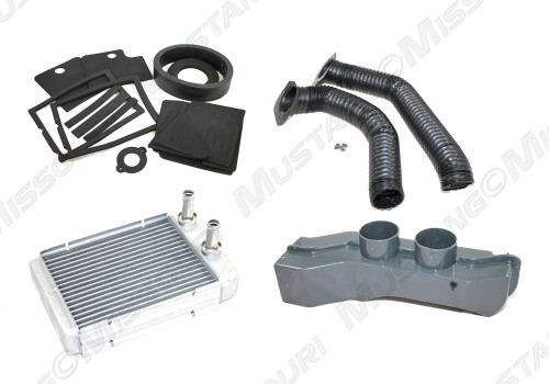 1964-66 Heater Rebuild Kit