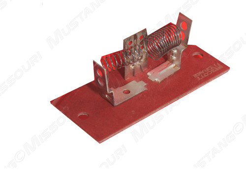 1969-73 Heater Resistor with A/C