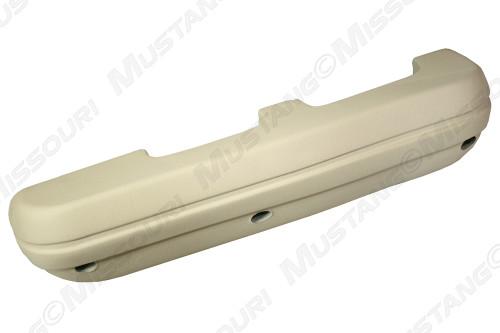 1969-70 Arm Rest Pad White