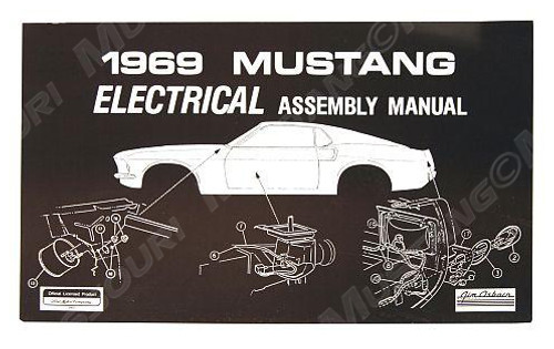 1964-72 Electrical Assembly Manual