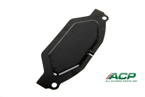 1966-70 Ford Mustang C-6 Transmission Inspection Plate.