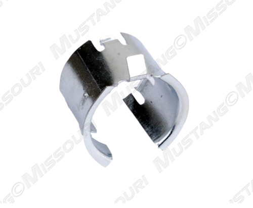1970-1973 Ford Mustang 4-speed backup light switch retainer.