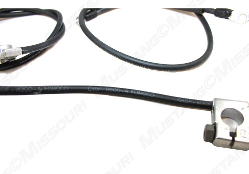 1964 Ford Mustang Battery Cable Set 8 Cyl