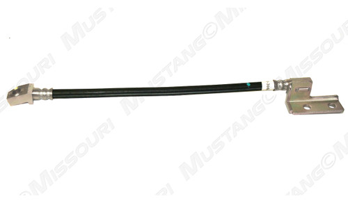 1968-1970 Ford Mustang disc brake hose, right side.