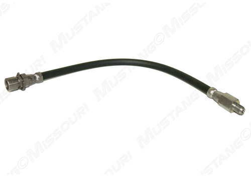 1967-1970 Ford Mustang front drum brake hose.