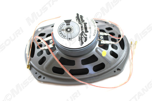 6x9 Dual Voice Coil Speaker Back View