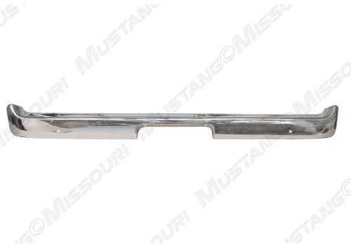 1969-1970 Ford Mustang rear bumper.