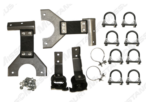 1970 Ford Mustang Dual Exhaust Hanger Kit