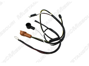 1965 Ford Mustang alternator wiring harness for eight