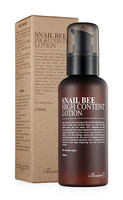 BENTON Snail Bee High Content Skin(Toner) 150ml + Lotion 150ml + Free sample !!
