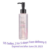 The Face Shop Rice Water Bright Cleansing Oil Light 150ml + Free Gift Sample !!