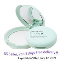 Innisfree No Sebum Mineral Pact 8.5g  + Free Gift Sample !!