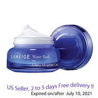 Laneige Water Bank Ultra Moisture Cream 50 ml + Free Sample !!