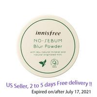 Innisfree No Sebum Blur Powder 5 g  + Free Gift Sample !!