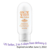 Secret key Snow White White Milky Lotion 120 g + Free Sample !!