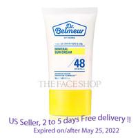 The Face Shop Dr. Belmeur Mineral Sun Cream SPF 48 PA+++ 50ml + Free Gift Sample !!