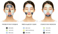 INNISFREE Jeju Volcanic Pore Color Clay Mask multi functional options,  70mL  + Free Gift Sample !!