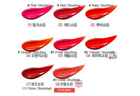 Tonymoly Perfect Lips shocking Lip 5 kinds Option + Free Sample !!