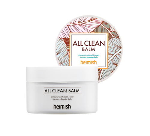heimish ALL CLEAN BALM 120ml  + Free sample !!
