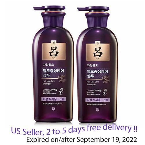 Ryo JayangYoonmo Hair Loss Care for oily scalp Shampoo 400ml  2 units