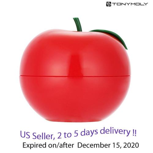TONYMOLY Red Apple Hand Cream 30g  + Free Gift Sample !!