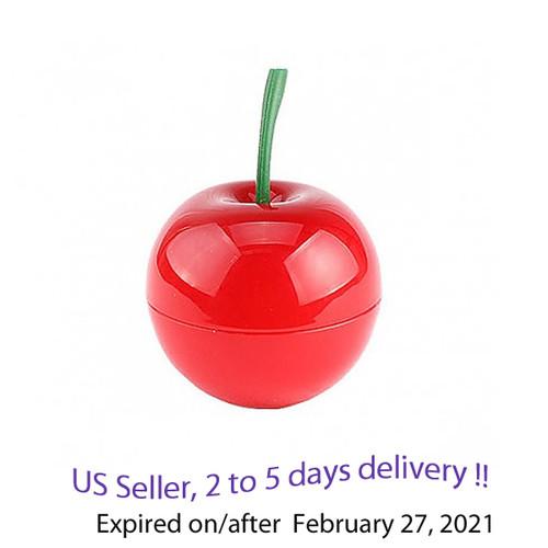 Tonymoly Mini berry lip Balm SPF15 PA+,  #01 Cherry