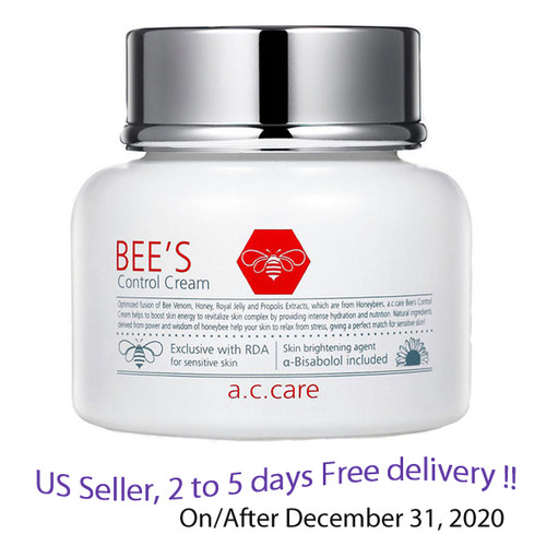 A.C. Care Bee's Control Cream 50 ml