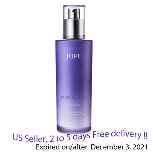IOPE Plant Stem Cell Softener 150 ml + Free Sample !!