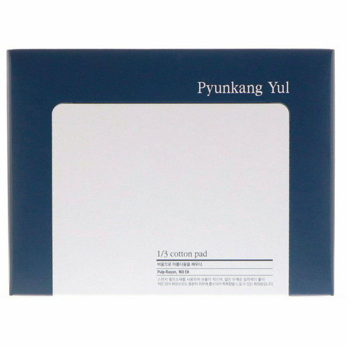 PYUNKANG YUL 1/3 Cotton Pad 160 pcs + Free Sample !!