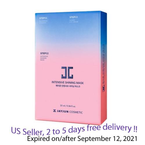 JAYJUN Intensive Shining Mask 25ml 10 units + Free Sample !!