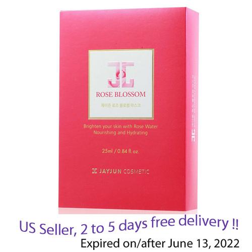 JAYJUN Rose Blossom Mask 25ml, 10 units + Free Sample !!