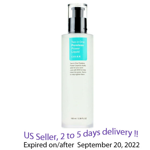 COSRX  Two in One Poreless Power Liquid, 100ml + free sample