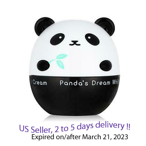 TONYMOLY Panda's Dream White Magic Cream 50g + Free Sample !!
