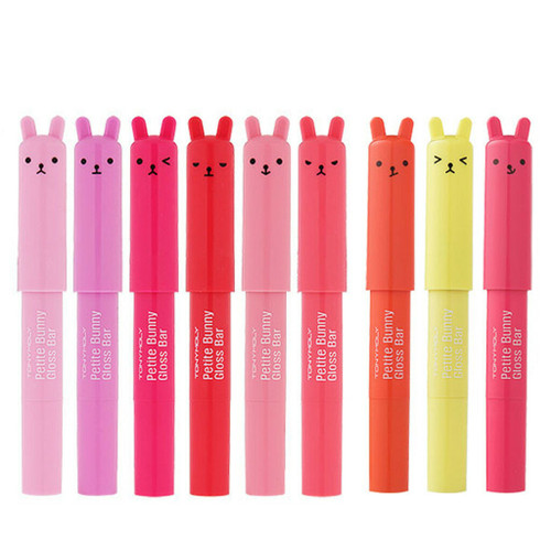 TONYMOLY Petite Bunny Gloss Bar 8 kinds Option + Free Gift Sample !!