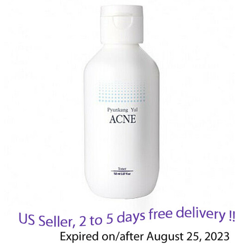 Pyunkang Yul Acne Toner 150ml + Sample !!