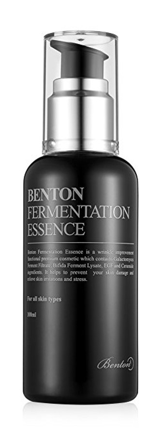 Benton Fermentation Essence 100ml  + Fermentation Eye Cream 30ml +FREE SAMPLE !!