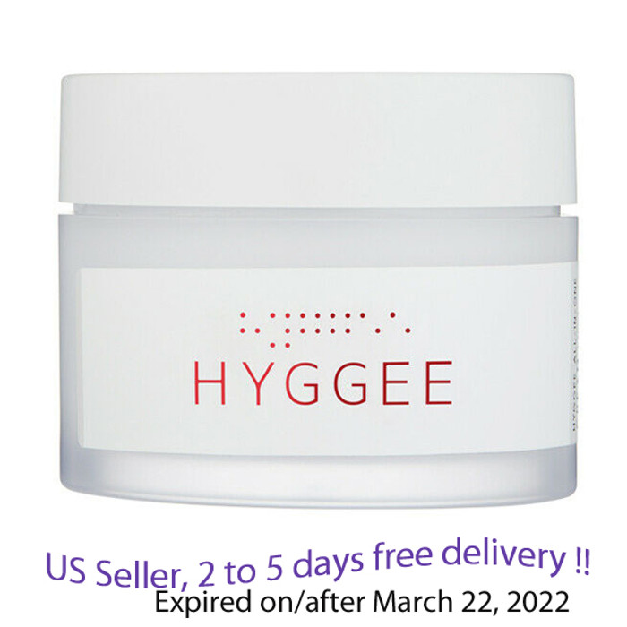 Hyggee All in one Cream 80 ml + Free Gift Sample !!