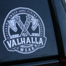 Valhalla Wear Sticker
