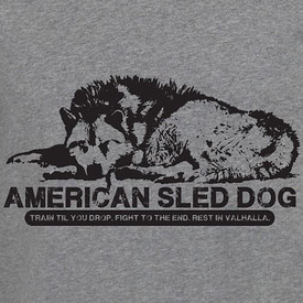 American Sled Dog Women's Tee