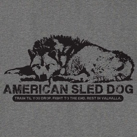 American Sled Dog T-Shirt