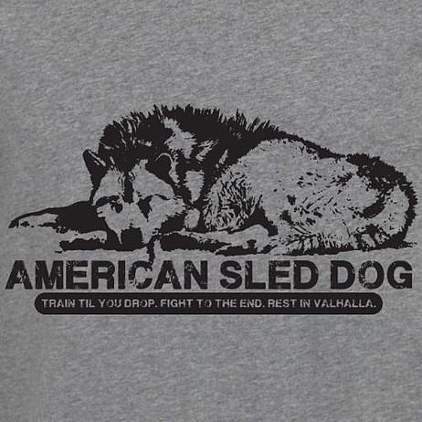 American Sled Dog Women's Tee